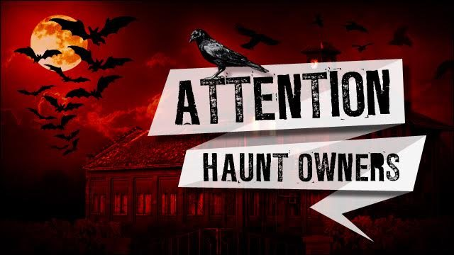 Attention Worcester Haunt Owners